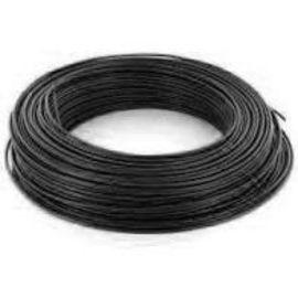 Fil rigide HO7 V-U 2.5mm² noir 100M photo du produit