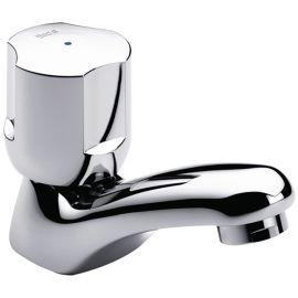 Robinet de lavabo bec fondu Roca Niagara Plus pas cher
