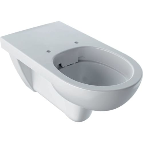 Cuvette WC suspendue Geberit Renova Comfort Rimfree photo du produit
