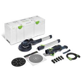Ponceuse à bras Festool PLANEX LHS 2 225 EQI-Plus 400 W + coffret SYSTAINER SYS3 pas cher Principale M