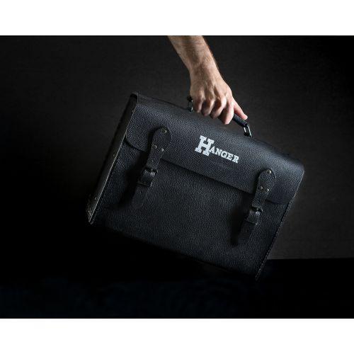 Sac porte-outil noir 41 x 28 x 15 cm - HANGER - 510010 pas cher Secondaire 6 L