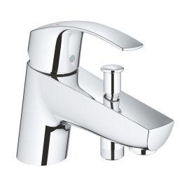 Mitigeur bain douche EUROSMART monotrou - GROHE - 33412002 pas cher