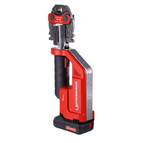 Sertisseuse Rothenberg Romax Compact TT + batterie + chargeur photo du produit