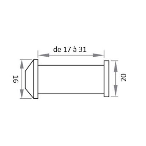 Microviseur JH17/JH25/JH37/JH85 photo du produit Secondaire 9 L