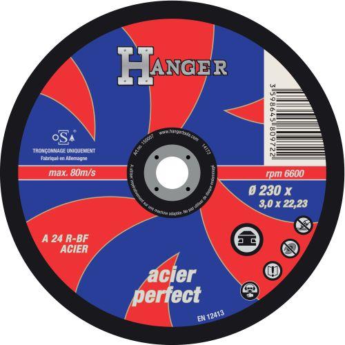 Disque à tronçonner A 24 R - Hanger photo du produit Secondaire 1 L