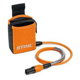 Pochette Stihl AP + câble à connexion rapide pas cher