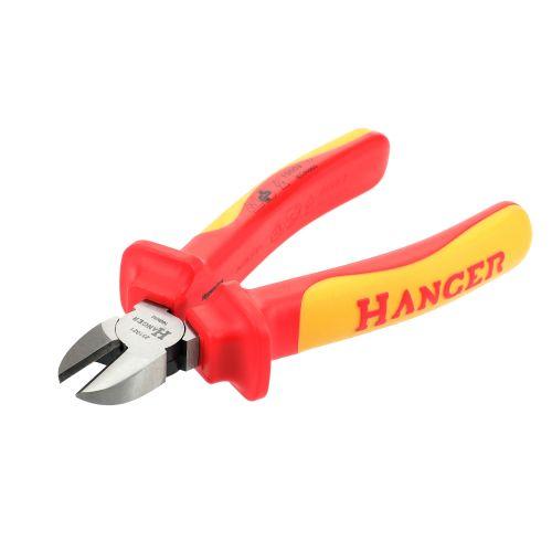 Pince coupante diagonale isolée 1000 V 160 mm - HANGER - 231021 pas cher Secondaire 2 L