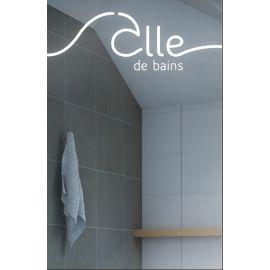 Miroir avec éclairage LED salle de bains I Par Joël Guenoun 90 cm x 60 cm (HxL) PRADEL pas cher