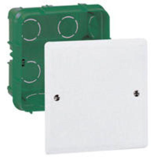 Boîte pour dérivation maçonnerie 230x180 mm profondeur 50 - LEGRAND - 089275 pas cher Secondaire 1 L