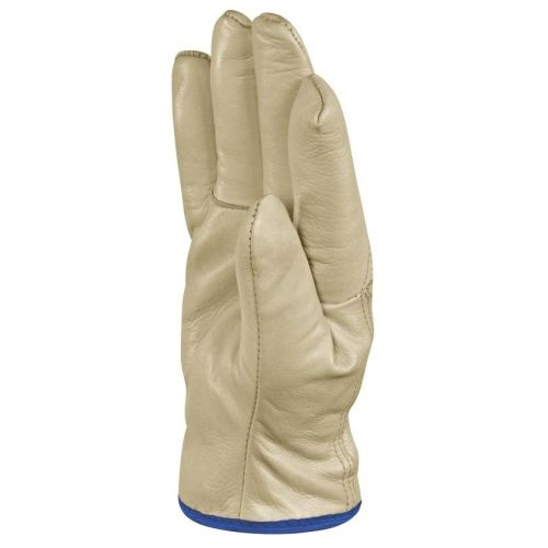 Gants de travail anti-froid cuir doublé Thinsulate™ Taille 9 - DELTAPLUS - FBF5009 pas cher Secondaire 1 L