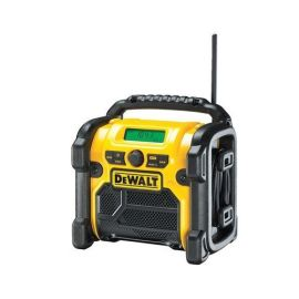 Radio double alimentation XR Dewalt DCR019 10,8 - 14,4 - 18 V nue pas cher