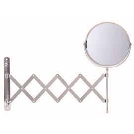 Miroir grossissant (X2) mural rond diamètre: 17 cm PRADEL pas cher