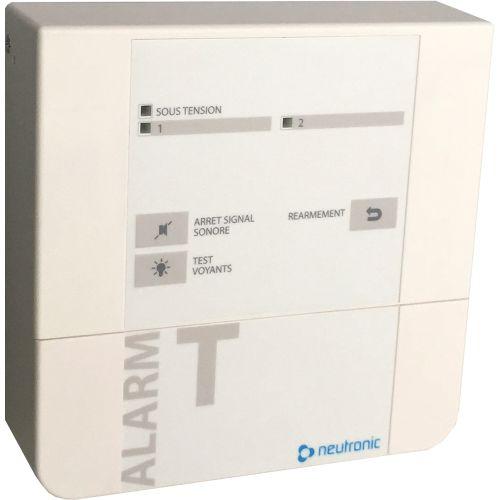 Tableaux alarme technique photo du produit
