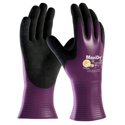 Gants de travail tricoté Nylon/Lycra® ATG MaxiDry® Oil™ photo du produit