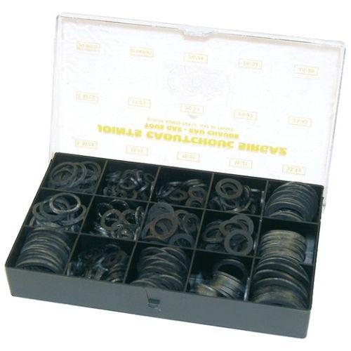Coffret d'assortiment de joints caoutchouc sirgaz - SIRIUS - 1799002 pas cher Principale L