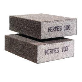 Éponge abrasive Hermes 4 faces pas cher