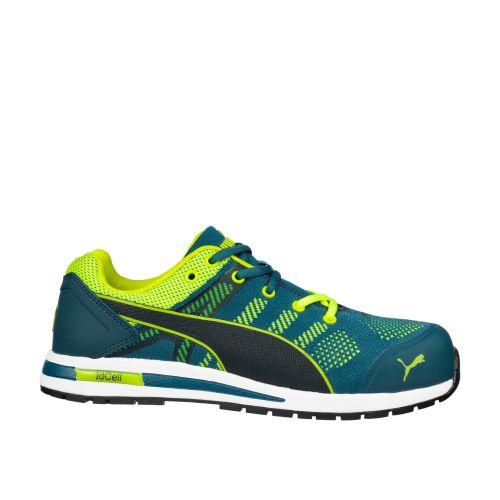 Chaussures de sécurité basses Elevate Knit S1P SRC HRO pointure 39 - PUMA - 643170-T.39 pas cher