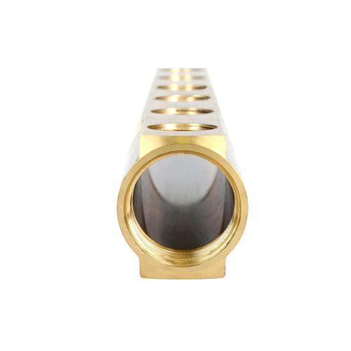 Collecteur R551 6 Départs 1'1/4-1/2 - GIACOMINI - R551Y086 pas cher Secondaire 13 L