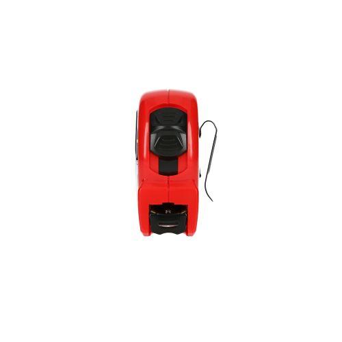 Mètre ruban 3 m x 16 mm 'Red Tape' - HANGER - 100021 pas cher Secondaire 6 L