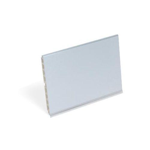 Plinthe PVC/alu finition alu photo du produit