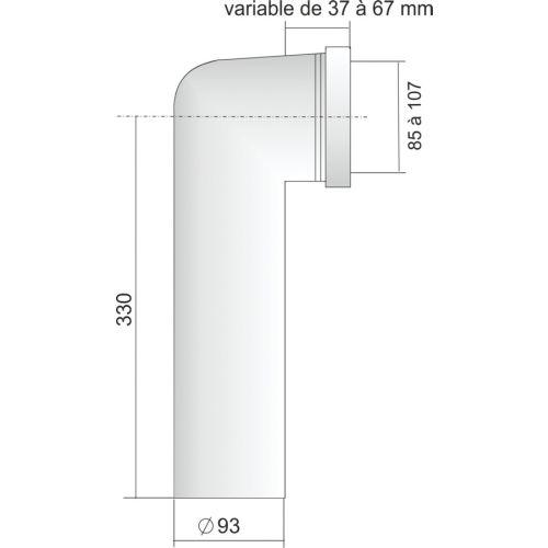 Pipes coudées et accessoires REGIPLAST photo du produit Secondaire 3 L
