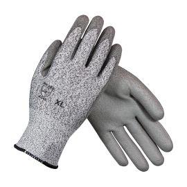 Gant anti-coupure polyéthylène fibre (HPPE) /polyuréthane pas cher Principale M