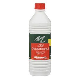 Acide chlorhydrique Mieuxa 23 % photo du produit Principale M