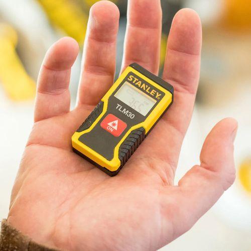 Télémètre de poche 9m TLM30 - STANLEY - STHT9-77425 pas cher Secondaire 3 L