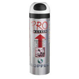 Bombe de peinture chantier Soppec Promarker pas cher