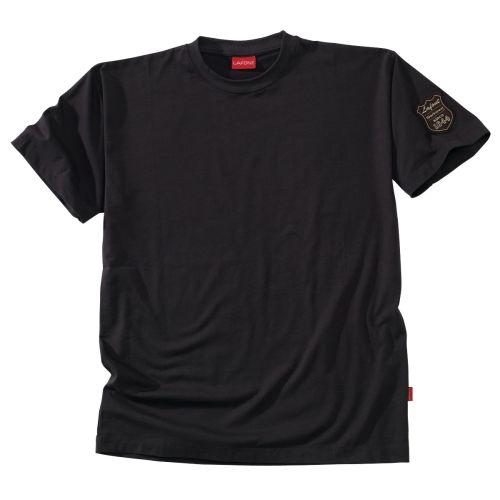 Tee shirt C Stone Patch coloris gris charbon taille M - LAFONT - CSTONE176M pas cher Secondaire 1 L