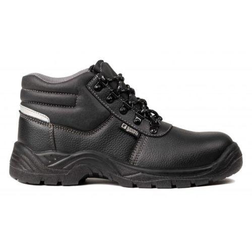 Chaussures de sécurité hautes en cuir fleur vachette AGATE II S3 SRC pointure 40 - COVERGUARD - 9AGH010040 pas cher