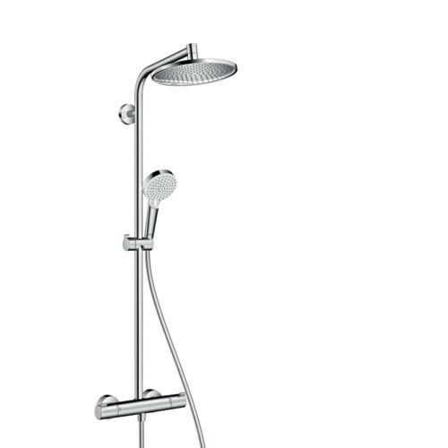 SHOWERPIPE CROMETTA 240 photo du produit