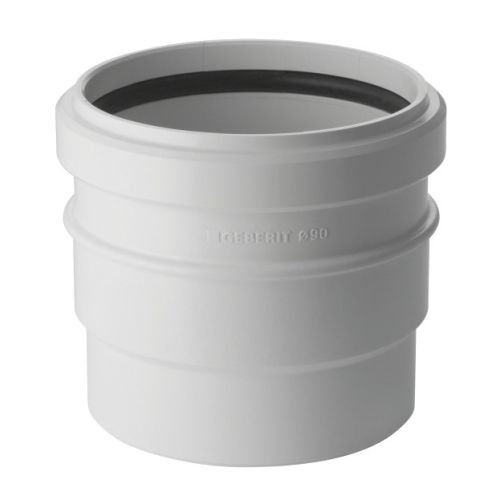 Manchon de raccordement PVC PE - GEBERIT - 359.144.11.1 pas cher Principale L
