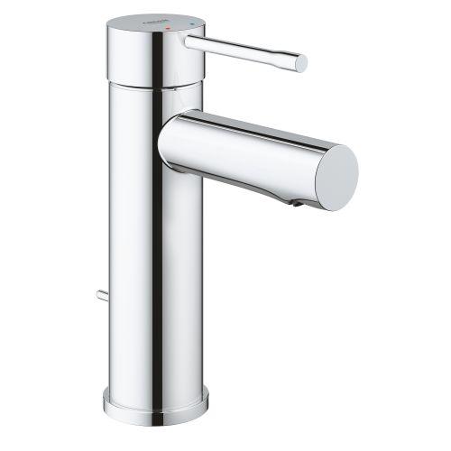 Mitigeur lavabo monocommande ESSENCE chromé taille S - GROHE - 32898001 pas cher