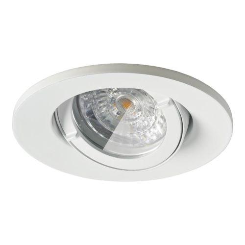Kit LED GU10 orientable 3000/4000K IP44 photo du produit