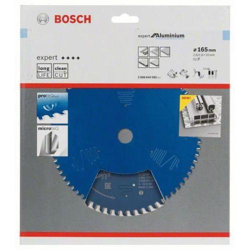 Lame de scie circulaire 254x30x2,8 mm pour l'aluminium - 80 dents - BOSCH EXPERT - 2608644112 pas cher