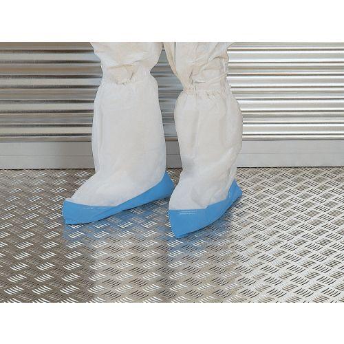 Sur-bottes jetables anti-dérapantes photo du produit