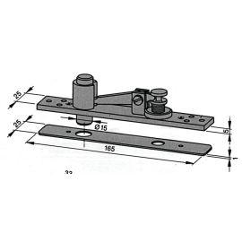 Accessoires de pivots de sol - linteaux photo du produit