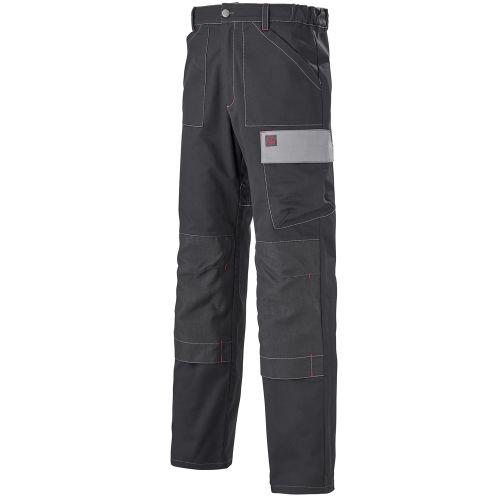Pantalon de travail RIGGER WORK ATTITUDE noir T5 - LAFONT - LA-1ATLUP-6-2988-5 pas cher Principale L