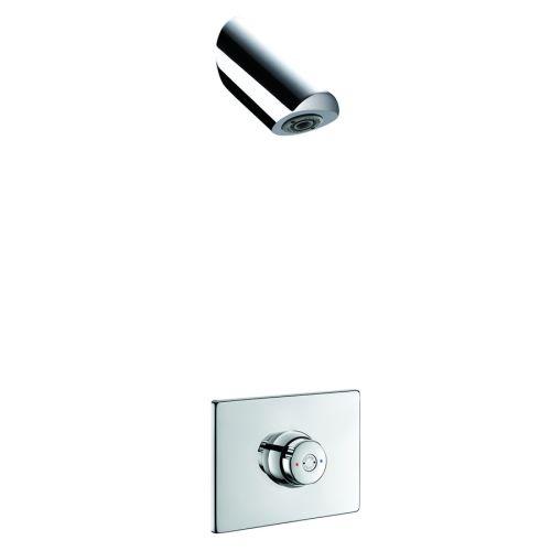 Panneau de douche et mitigeurs DELABIE Tempomix photo du produit Secondaire 3 L