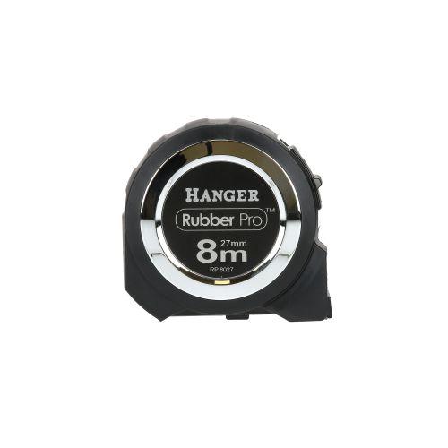 Mètre ruban rubber pro 8 m x 27 mm - HANGER - 100051 pas cher Secondaire 3 L
