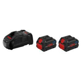 Set de base Bosch 2 batteries ProCORE18V 8.0Ah + 1 chargeur GAL 1880 CV Professional pas cher
