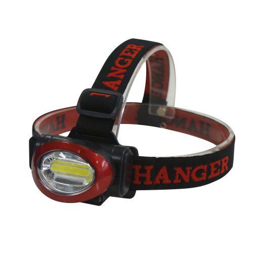 Lampe frontale 100 lumens Eclair 2 - HANGER - 170105 pas cher Principale L