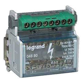 Répartiteur modulaire monobloc LEGRAND connexions Lexic modules pas cher Principale M