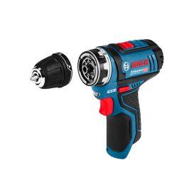 Perceuse-visseuse sans-fil Bosch GSR 12V-15 FC 12 V solo + coffret L-Boxx pas cher Principale M