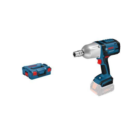 Boulonneuse sans-fil Bosch GDS 18 V-LI HT Professional + coffret L-Boxx photo du produit