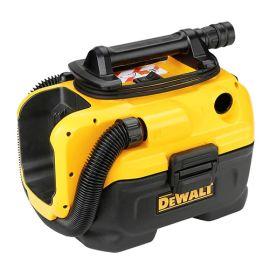 Aspirateur d'eau et de poussières sans fil ou sur secteur Dewalt DCV584L pas cher