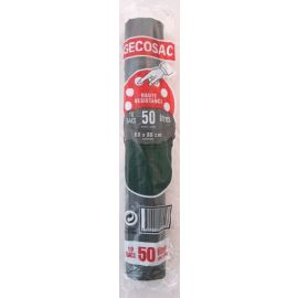 Sacs poubelles GECOSAC 30L ou 50L photo du produit