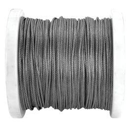 Câble métal Chaubeyre type aviation gainé photo du produit