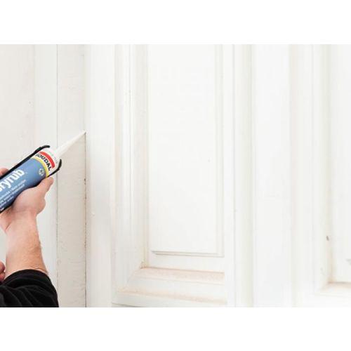 Mastic colle Soudaseal 242 MC blanc 290 ml - SOUDAL - 131185 pas cher Secondaire 2 L